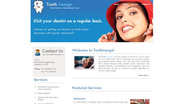 Tooth Lounge - Dental Clinic